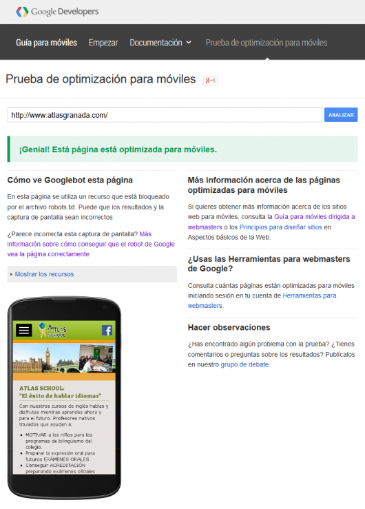FireShot Screen Capture #006 - 'Prueba de optimización para móviles' - www_google_com_webmasters_tools_mobile-friendly__url=http___www_atlasgranada_com