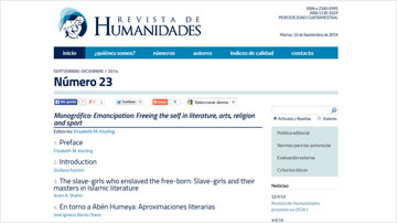 Revista de Humanidades